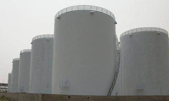 大型甲醇防腐储罐安全设计措施图片
