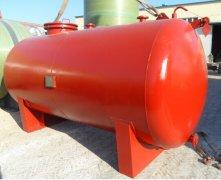 SJG-1200 钢衬塑盐酸储罐