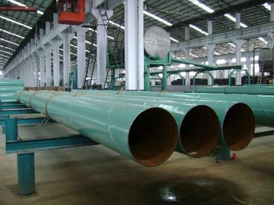 3PE防腐环氧管道