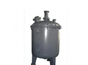 化工行业钢衬塑反应釜