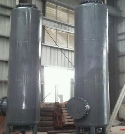 60立方钢衬塑立式储罐