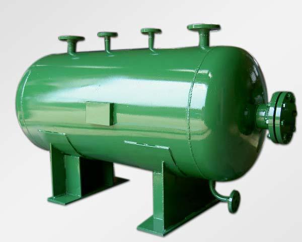 冶金行业用钢衬塑缓冲罐