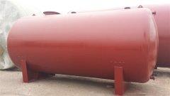 化工行业钢衬塑压力罐