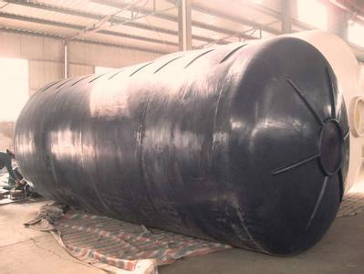 LJ-CG-50 食品行业钢衬塑防腐储罐