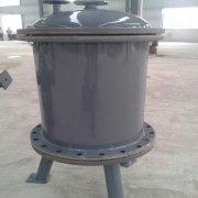 印染行业专用钢衬塑过滤罐