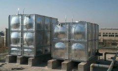 辽京制造不锈钢水箱