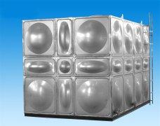 10立方组合式不锈钢水箱