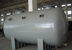 辽京制造大型卧式碳钢罐