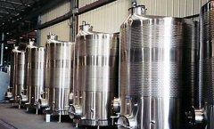 辽京制造不锈钢发酵设备