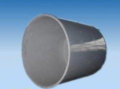 LJ-CG-10 立式敞口钢衬塑储罐