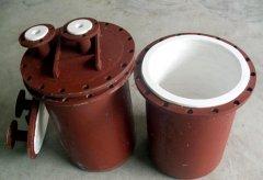化工水处理钢衬四氟管道
