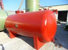 LJ-CG-5 卧式钢衬塑储罐