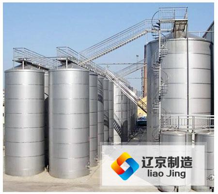 油储罐结构图片